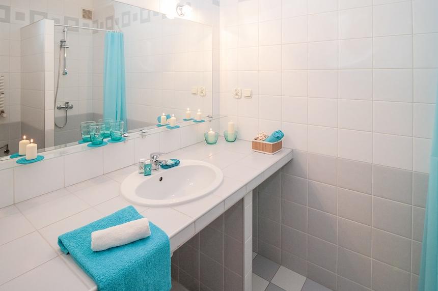 Rénovation électrique  de salle de bain dans leVal-d'Oise.